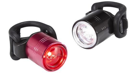 Lezyne Femto Drive Pair valot , punainen/musta